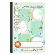 Sổ may dán gáy B5 - 320 trang Klong TP965 - mẫu 3 thumbnail