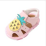 Dép sandal bé gái đế kếp êm chân và siêu bền hình quả dứa đáng yêu DQ04 thumbnail