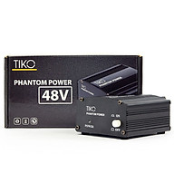 Nguồn TIKO Phantom 48V cho Micro - Hàng chính hãng thumbnail