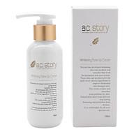 Kem Dưỡng Trắng A.c.story Body Lotion Whitening Tone Cream (150ml) thumbnail