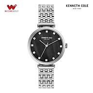 Đồng hồ Nữ Kenneth Cole dây thép không gỉ 34mm - KC50256001 thumbnail