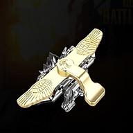 Bộ 2 Nút Bấm Chơi Game Sinh Tồn PUBG ROS Dòng Flying Eagle Thép Loại Trong Suốt thumbnail