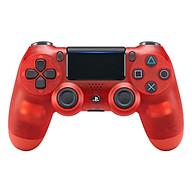Tay Cầm PlayStation PS4 Sony Dualshock 4 (Màu Đỏ Trong) - Hàng Chính Hãng thumbnail