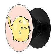 Popsocket mẫu mèo vàng 1 - Hàng chính hãng thumbnail
