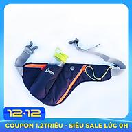 Túi đai đeo bụng hông chạy bộ phản quang DOPI360 có ngăn đựng bình nước DOPI9 thumbnail