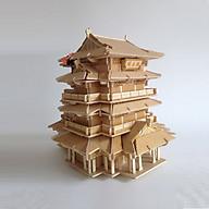 Đồ chơi lắp ráp gỗ 3D Mô hình Đằng Vương Các thumbnail