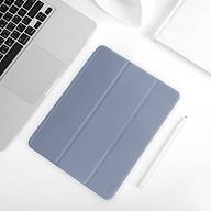 Bao da chống sốc cho iPad Pro 11 2020 hiệu USAMS US-BH589 có ngăn đụng bút (nắp gập hít nam châm, thiết kế siêu mềm mịn trang bị Smartsleep) - hàng nhập khẩu thumbnail