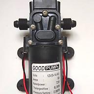 Máy bơm mini tăng áp lực nước 12V - 6A lưu lượng 6L phút thumbnail