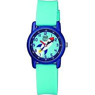 Đồng hồ trẻ em Q&Q Citizen VR41J008Y thương hiệu Nhật Bản thumbnail