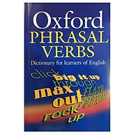 Oxford Phrasal Verbs Dictionary (Elt) thumbnail