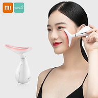 Xiaomi Youpin Wellskins Skin Tightening Rejuvenating Skin Massager Smart Beauty Lifting Skin Machine Neck Wrinkle thumbnail