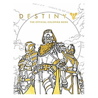Destiny The Official Coloring Book thumbnail
