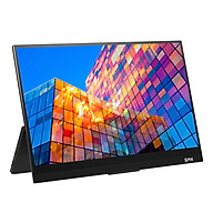 GMK KD1 14inch Monitor 4K Portable Touchscreen Monitor with 3840 2160 Resolution 10-point Touch Capacitive Touch Screen thumbnail
