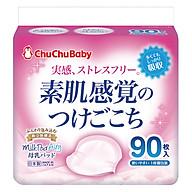 Miếng Lót Thấm Sữa ChuChu Baby Milk Pad Airy (90 Miếng) thumbnail