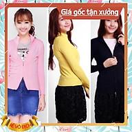 Áo khoác len nhiều màu thumbnail