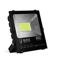 Đèn Pha Led Ngoài Trời Siêu Sáng 50W IP66 Ánh Sáng Trắng - Loại Cao Cấp AZONE thumbnail