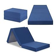 Nệm mút Memory Foam Olee Sleep có thể gập lại 4 inch 04TM01 thumbnail