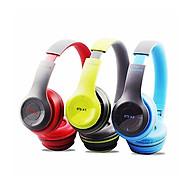 Tai Nghe Chụp Tai Bluetooth P47_Có Khe Thẻ Nhớ thumbnail