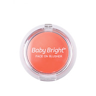 Phấn má hồng Baby Bright Face On Blusher 5g thumbnail