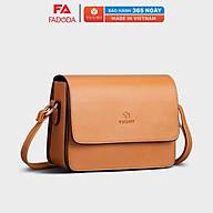Túi đeo chéo nữ thời trang đa năng FN90, phong cách Hàn Quốc. thumbnail