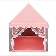 Lều công chúa cho Bé Ngủ chơi Lều công chúa, lều hoàng tử Mẫu 2021 s5 vải mềm siêu đẹp cho bé thumbnail