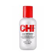 Dầu dưỡng CHI Silk INFUSION bóng tóc 59ml - USA thumbnail