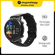 Đồng hồ thông minh BeU PT1 Đen - Hàng chính hãng thumbnail
