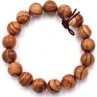 Vòng đeo tay chuỗi hạt gỗ huỳnh đàn 12 ly thumbnail