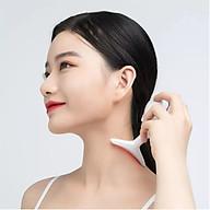 Máy massage làm đẹp cổ Xiaomi Youpin WellSkins Chăm sóc cổ bằng thiết bị di động thumbnail
