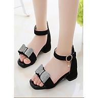 Sandal cho bé phong cách Hàn Quốc dễ thương ES004 thumbnail