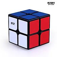 Bo Su u Ta p Kho i Rubik 2x2 3x3 4x4 5x5 Tam Gia c Bie n the Vie n đen cao ca p QiYi thumbnail