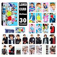 Bộ lomo card WANNA ONE mẫu mới nhất thumbnail
