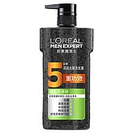 LOREAL Men s Anti-dandruff Shampoo (Oak Charcoal Shampoo) 700ml thumbnail