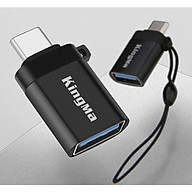 Đầu chuyển đổi USB sang Type C Kingma hàng chính hãng. thumbnail