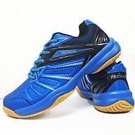 Giày bóng bàn Promax pr19004 - chất liệu da PU, đế cao su non siêu bền - phân phối chinh hãng (đủ size từ 36-44) thumbnail