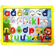 Bảng Nam Châm Học Chữ Cùng Redi Giúp Bé Nhận Biết Và Ghép Chữ thumbnail