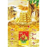 Lịch Gỗ Treo Tường Laminate 2021 Thuận Buồm Xuôi Gió (40 Cm x 60 Cm) thumbnail