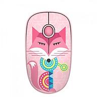 Chuột không dây Forder FD V8 - Mouse Wireless FD - V8 - Giao màu ngẫu nhiên - Hàng Chính Hãng thumbnail