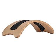 Samdi Natural Original Simple Wood Vertical Tablet Laptop iPad Desktop Stand Holder Display Stander Replacement for thumbnail
