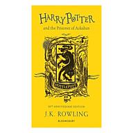 Harry Potter and the Prisoner of Azkaban (Hufflepuff Edition Paperback) (English Book) thumbnail