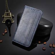 Bao da dạng ví, nam châm dành cho Oppo Reno 3 Luxury Leather Case - Hàng nhập khẩu thumbnail