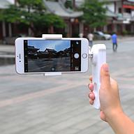 Tay Cầm Chống Rung Cho Điện Thoại GIMBAL X-Cam Sight 2, Chống Rung 2 Trục cho Điện Thoại ( Bluetooth ). GIMBAL Siêu Nhẹ, Dễ Dàng Cầm Đi Du Lịch. Có Thể Kẹp Điện Thoại, Máy Quay Nhỏ thumbnail