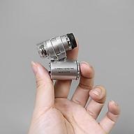 Kính Hiển Vi Cầm Tay Mini 60X - Hàng Nhập Khẩu thumbnail