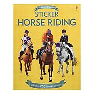 Usborne Sticker Horse Riding thumbnail