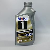 Dầu nhớt Mobil 5W30 EP 946ml - Chính hãng Mobil nhập khẩu từ Mỹ thumbnail