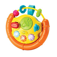 Đồ chơi vô lăng treo cũi, xe đẩy - ghế ngồi ô tô cho bé WINFUN 0705 - BPA free thumbnail