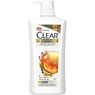 Dầu Gội Sạch Gàu Clear Botanique 9 Thảo Dược Quý (630g) thumbnail
