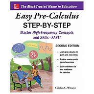 Easy Pre-Calculus Step-By-Step, Second Edition thumbnail