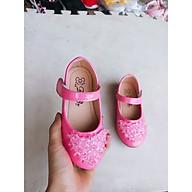 giày búp bê trẻ em hình trái tim thumbnail