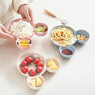 Bát Ăn Chia 3 Ngăn Bằng Lúa Mạch Cho Bé thumbnail